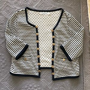 Anthropologie Pilcro & The Letterpress Jacket